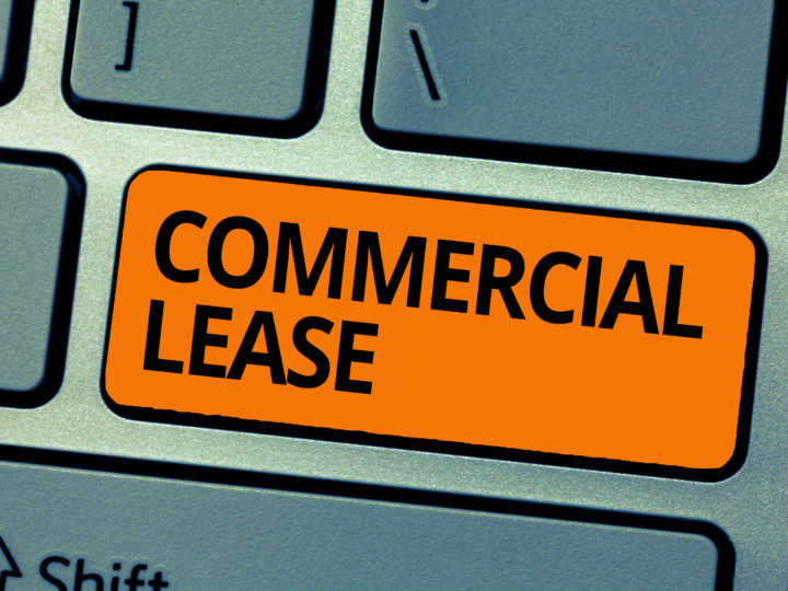 Renegotiating a commercial lease