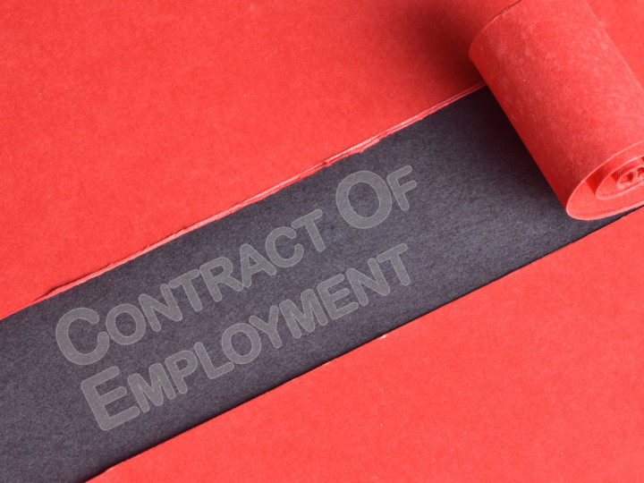 Contracts of employment: common errors and how to avoid them